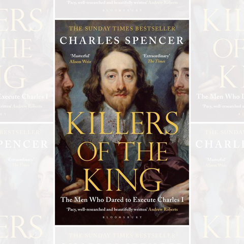Killers of the King – Paperback