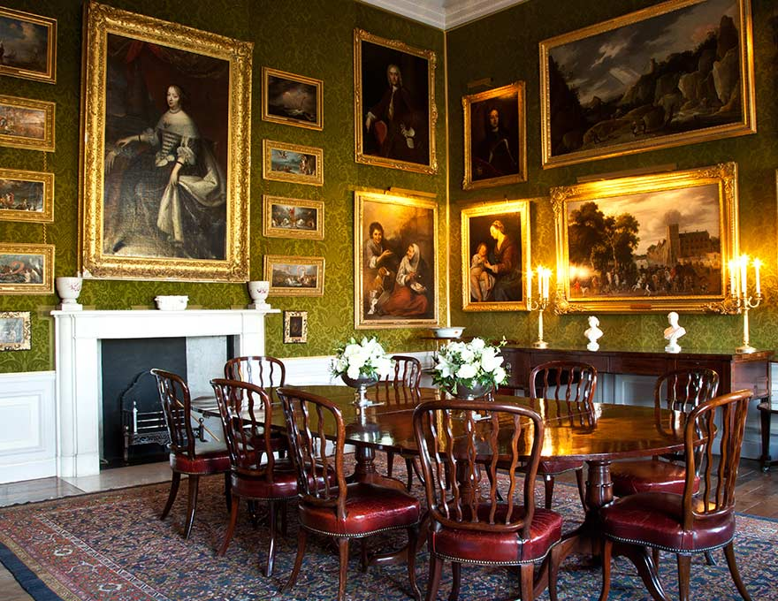 The Ante Room Althorp Estate
