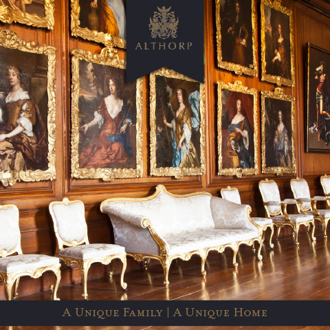 Althorp Guidebook: A Unique Family, A Unique Home