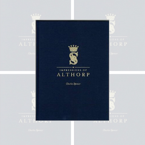 Impressions of Althorp, by Charles Spencer