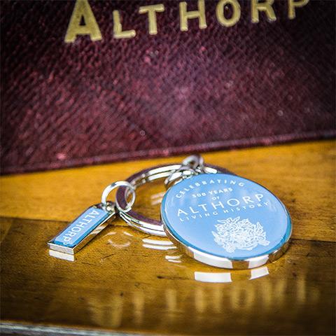 Althorp Key Ring