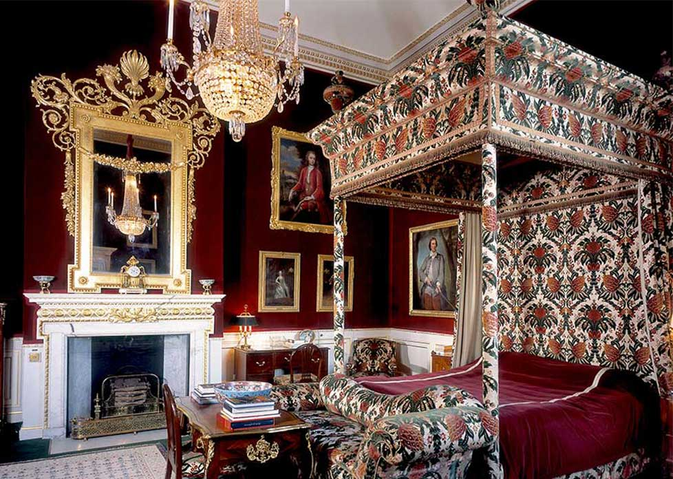 The Princess of Wales Bedroom