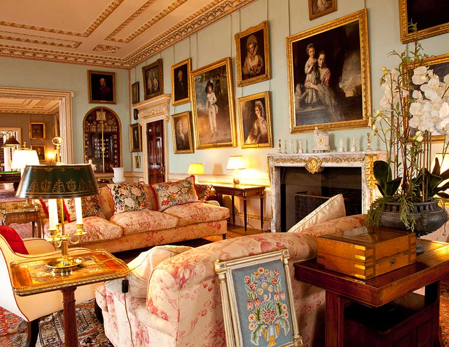 The South Drawing Room Althorp Estate