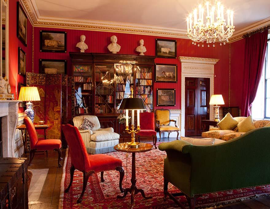 The Sunderland Room Althorp Estate