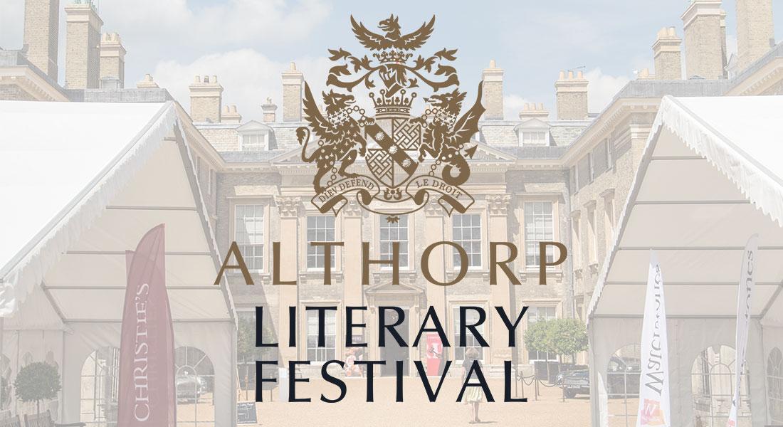 2017 Althorp Literary Festival Gift Voucher