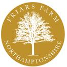 Friars Farm Gold Logo