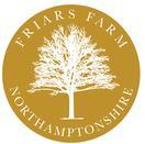 Friars Farm Gold Logo
