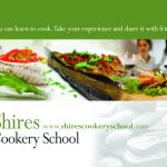 Shires cookery School A6 Front