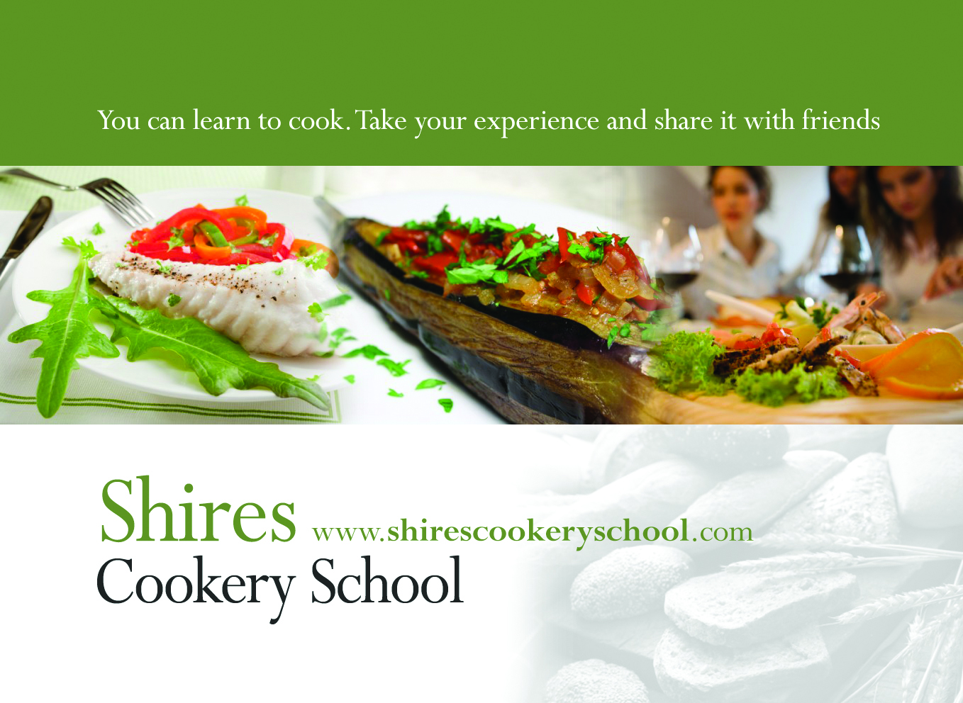 Shires Cookery School