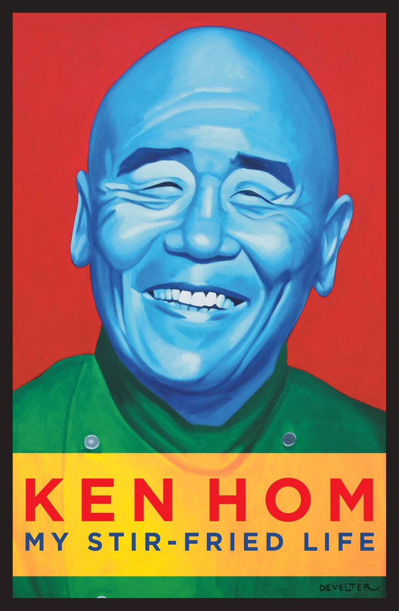 Ken Hom – Book Jacket