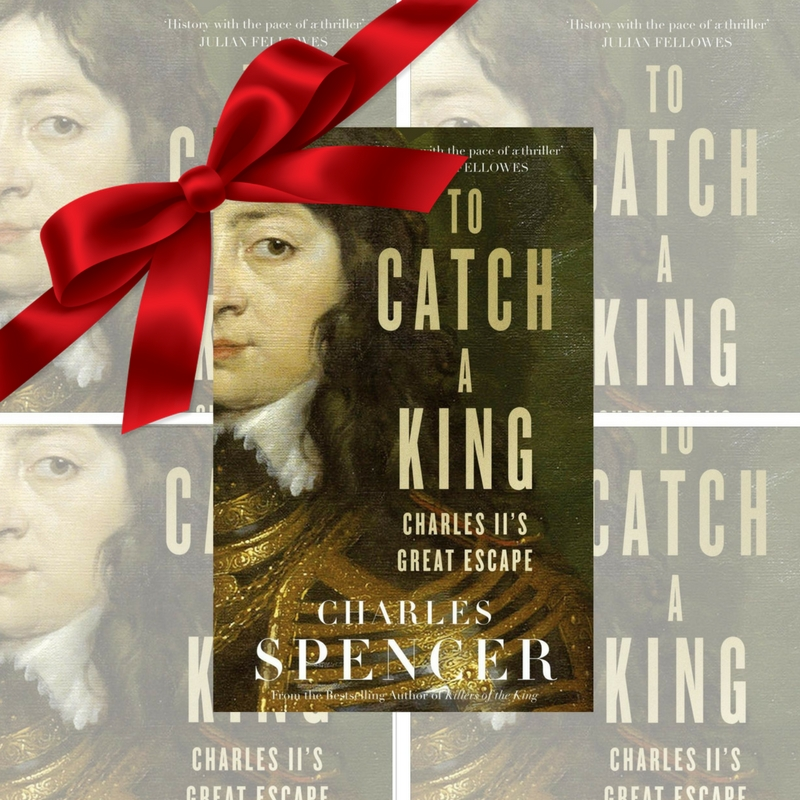 NEW! – TO CATCH A KING