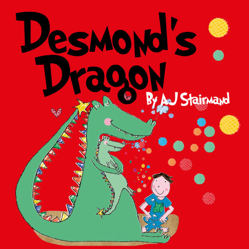 Desmond's Dragon Making