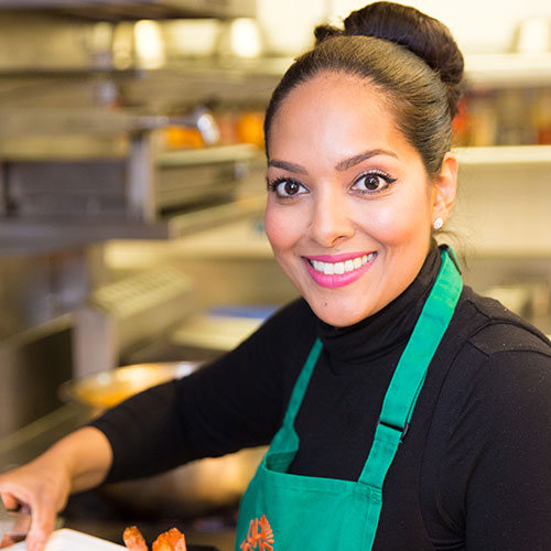 Shelina Permalloo – MasterChef Winner