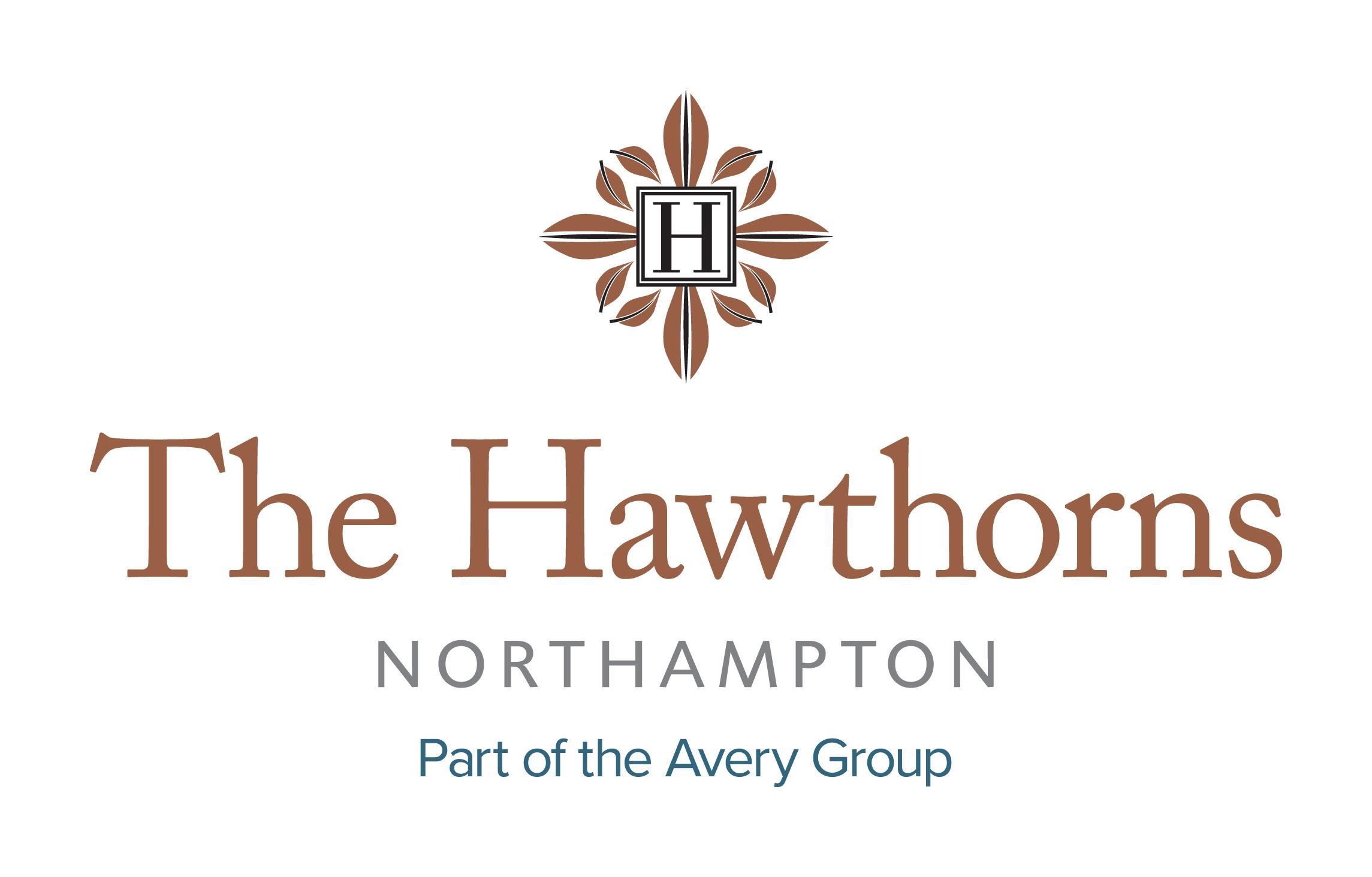 Hawthorns Avery Logo