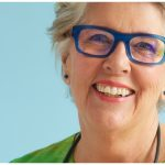 Prue Leith at the Althorp Literary Festival