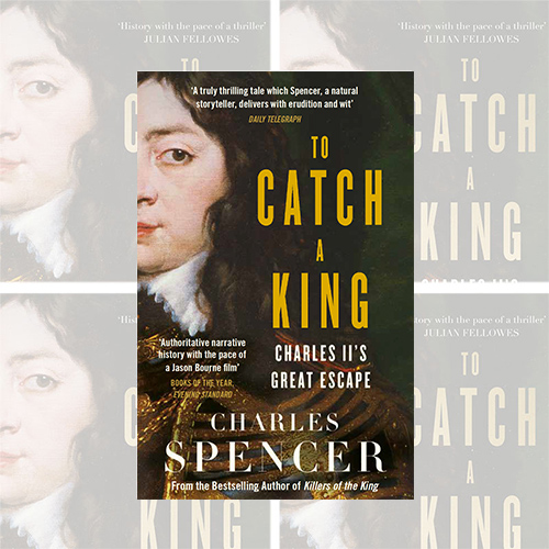 TO CATCH A KING – Paperback