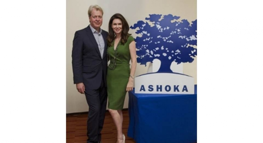 COUNTESS SPENCER ELECTED ASHOKA FELLOW