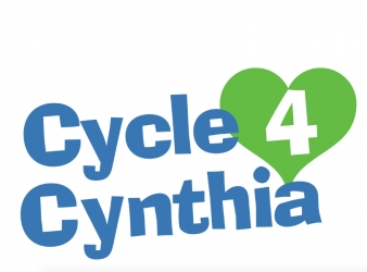Cycle4Cynthia at Althorp