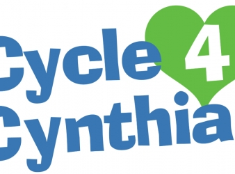 Cycle for Cynthia!