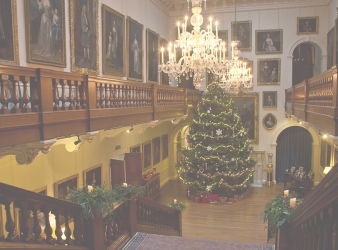 Althorp Christmas Opening