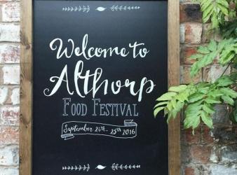 Althorp Food Festival