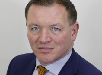 Damian Collins, MP